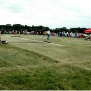 Grass racing